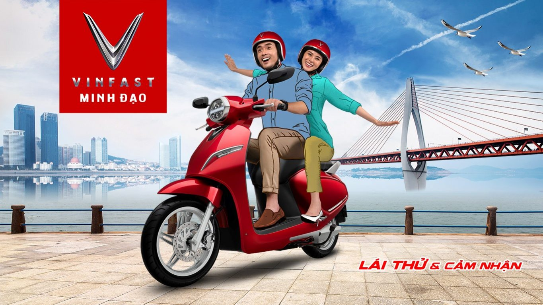 Lái thử xe máy điện VinFast Klara